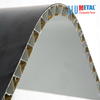 Aluminum Corrugated Core Composite Panel